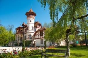 Standesamt in der Villa Scheuermann Herrsching