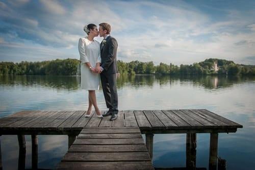 Hochzeitsfotos Wesslinger See