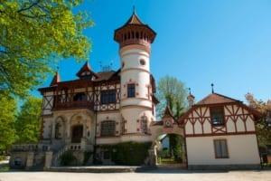 Villa Scheuermann Standesamt Herrsching