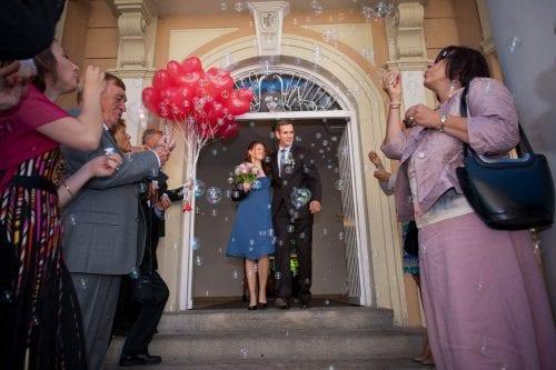 Hochzeit im Standesamt Mandlstraße München